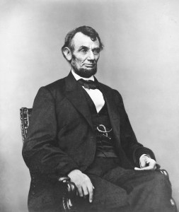 abraham_lincoln_seated_feb_9_1864